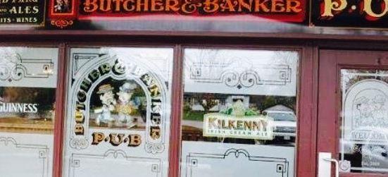 Butcher and Banker Pub