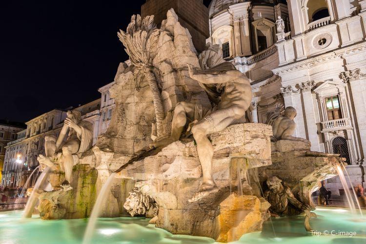 四河噴泉3