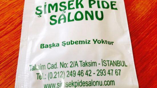 Simsek Karadeniz Pide Salonu