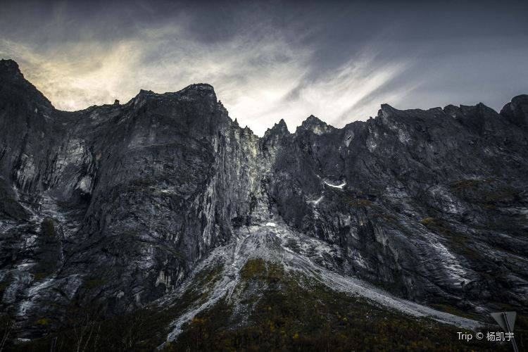The Trollstigen Road2