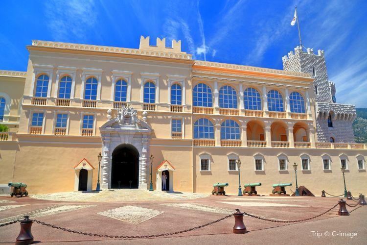 Prince's Palace of Monaco3