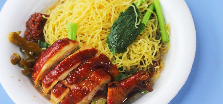Liao Fan Hawker Chan(Chinatown)