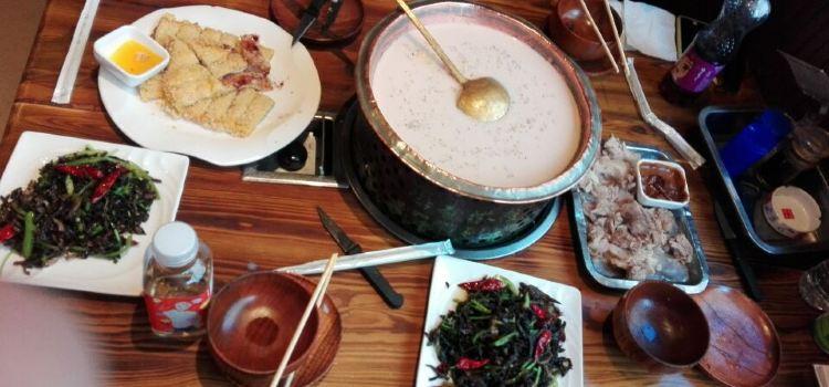 諾敏塔拉奶茶館(華聯商廈店)1