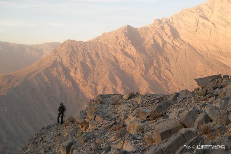 Jebel Jais mountain2