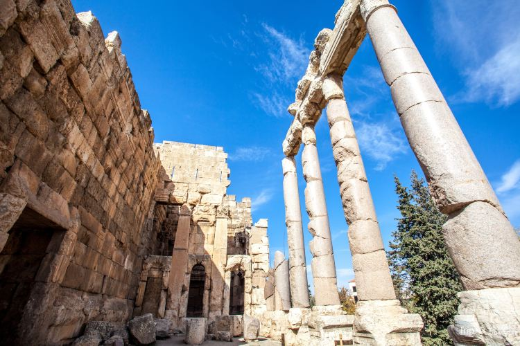 巴勒貝克神廟4
