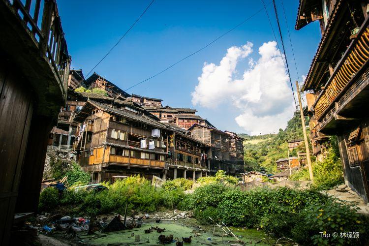 Langde Miao Village2
