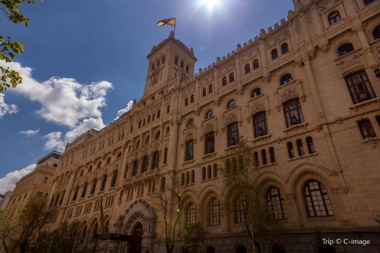 馬德裏海軍博物館1