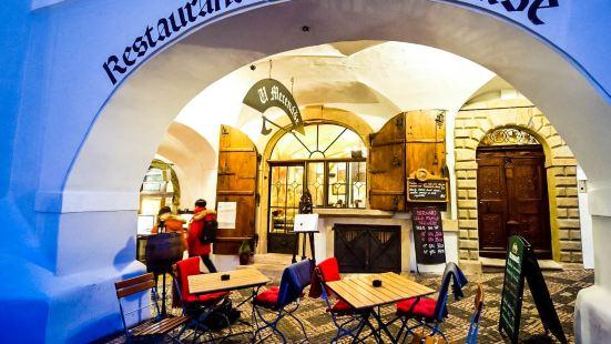 Restaurace U Mecenáše