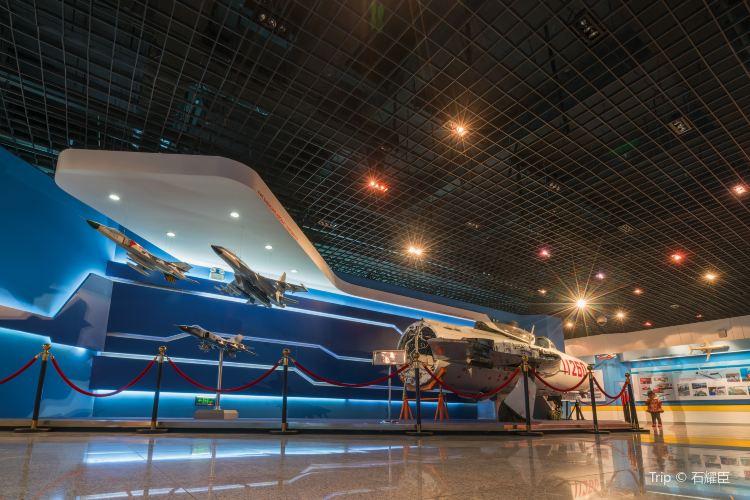SAC (Shenyang Aircraft Corporation) Aviation Expo Park1