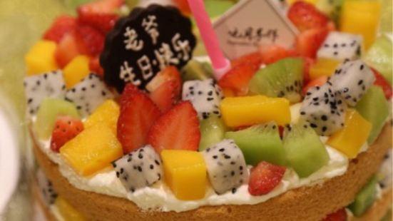 九月手作蛋糕