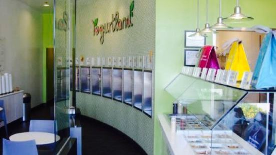 Yogurtland Dallas