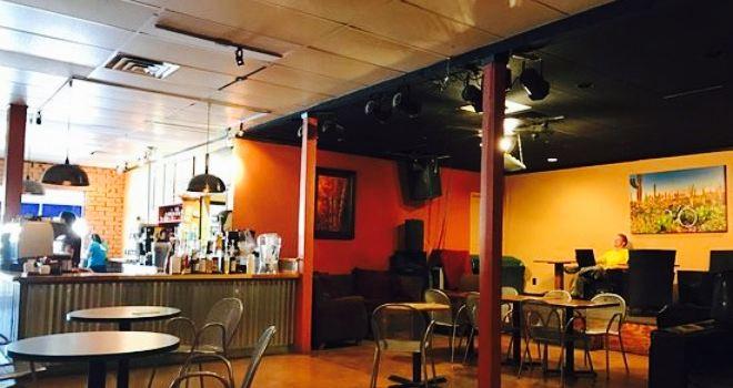 White Dove Coffee Shop