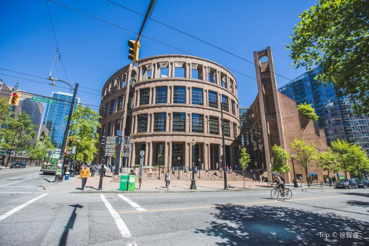 Vancouver Public Library, Central Library2