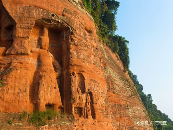 Inscription, Leshan Giant Buddha