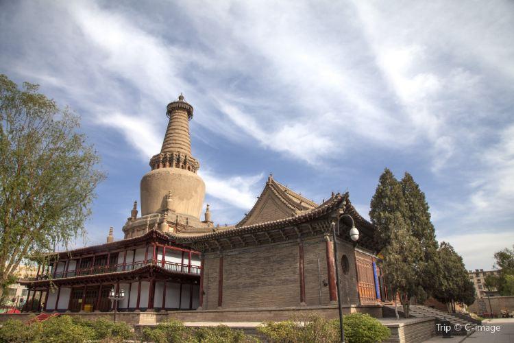 Zhangye Buddhist Temple3