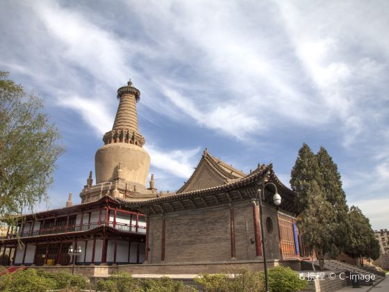 Zhangye Buddhist Temple