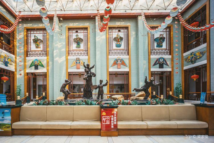웨이팡 연박물관1