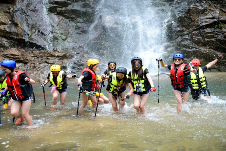 Mount Jiulong (Nine Dragons Mountain) National Forest Park2