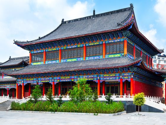 Mituo Temple