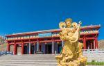 108 Tower s of Qingtongxia