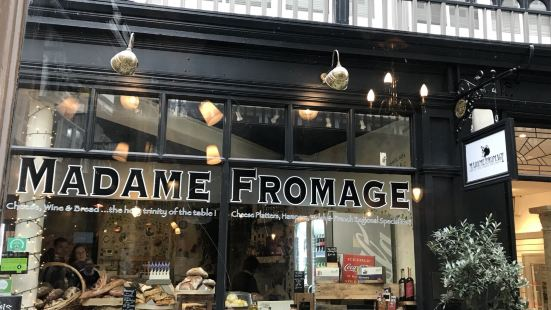 Madame Fromage