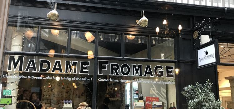 Madame Fromage1