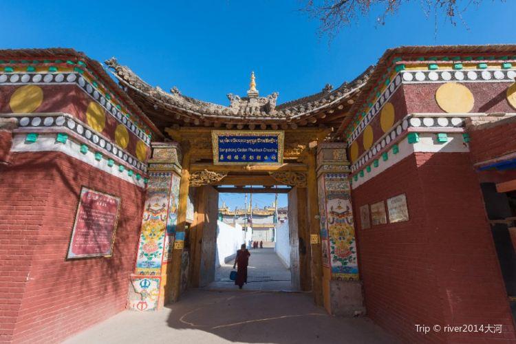Wutunxiazhuang Temple1