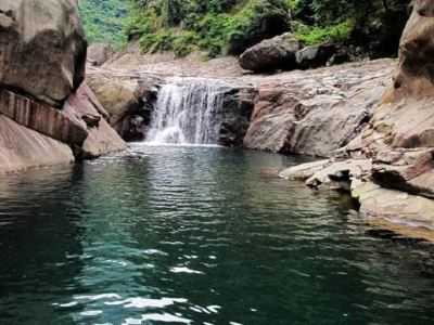 Shibachong Creek
