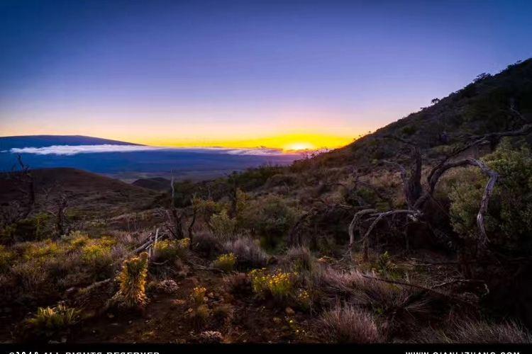 마우나케아 산1