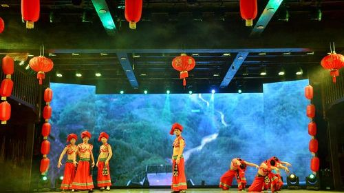Tongdao Dong Nationality Cultural Village