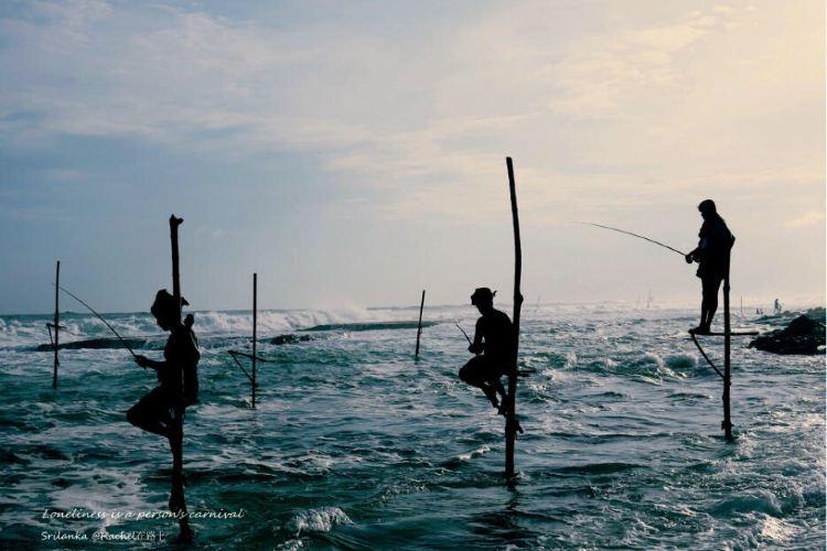 科格勒高蹺漁民2
