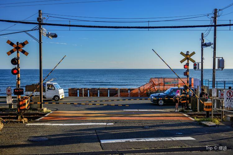 鎌倉高校前站1