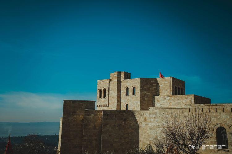 Skanderbeg Museum1