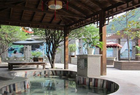 taibaishanqingyuanshanzhuang Hot Spring