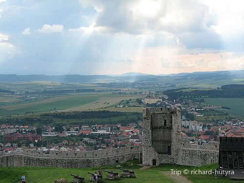 Levoča, Spišský Hrad and Associated Monuments