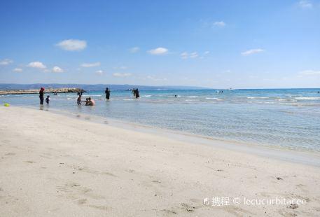 Rmeileh Beach