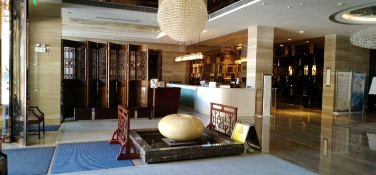 黃山西海飯店自助餐廳2