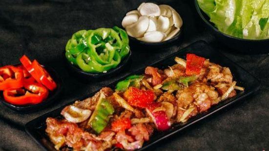 陳記炭烤肉