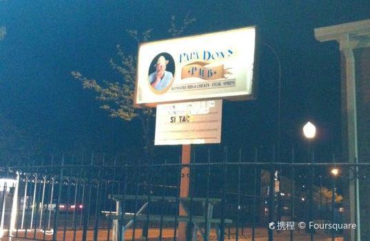 Papa Don's Pub2