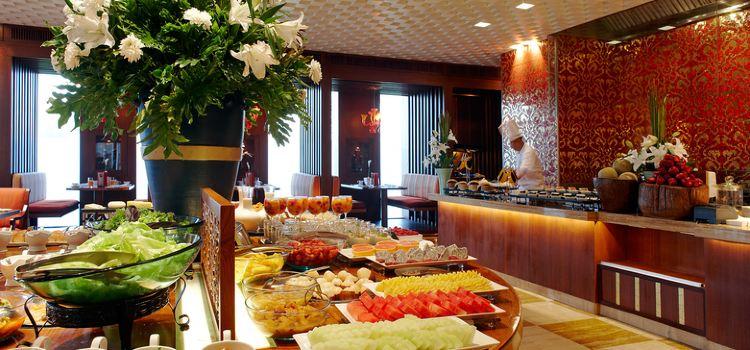 Boneka Restaurant at The St. Regis Bali Resort2