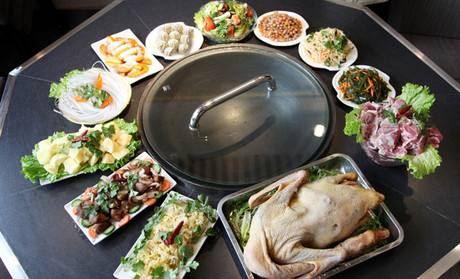 八家河鐵鍋燉魚
