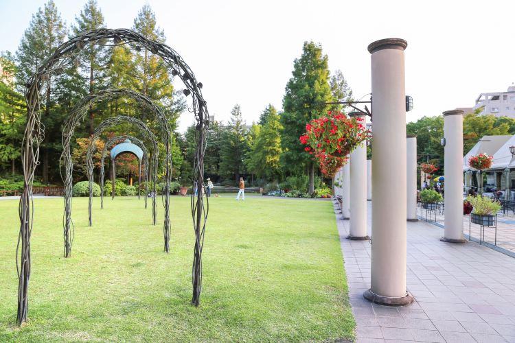 Hisaya-odori Garden Flarie