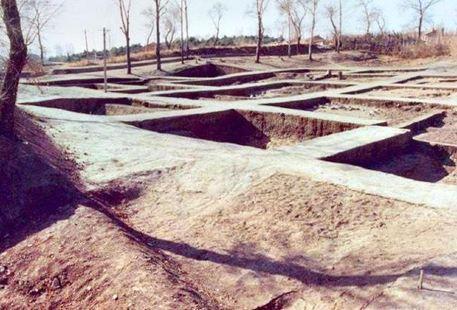 龍湖古城遺址
