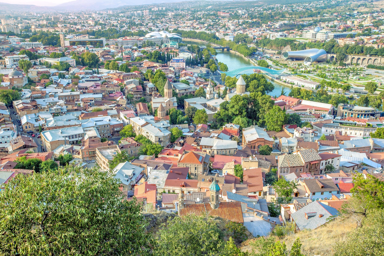 Old Tbilisi/Dzveli Tbilisi