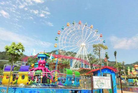 Wenfeng Park Children Amusement Park