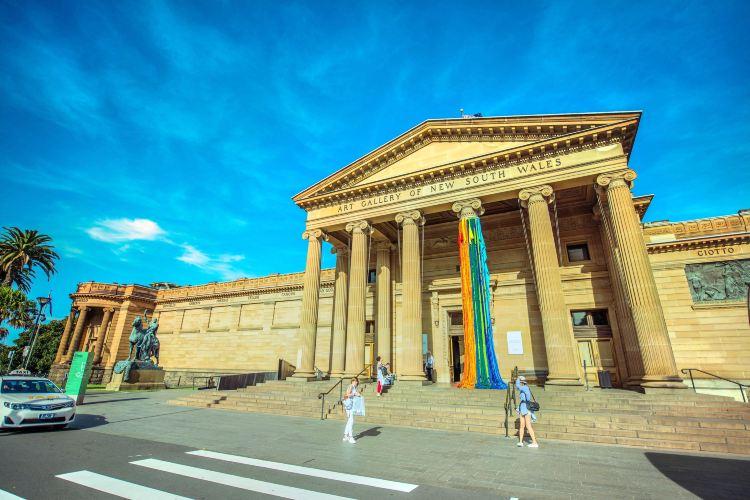 新南威爾斯美術館