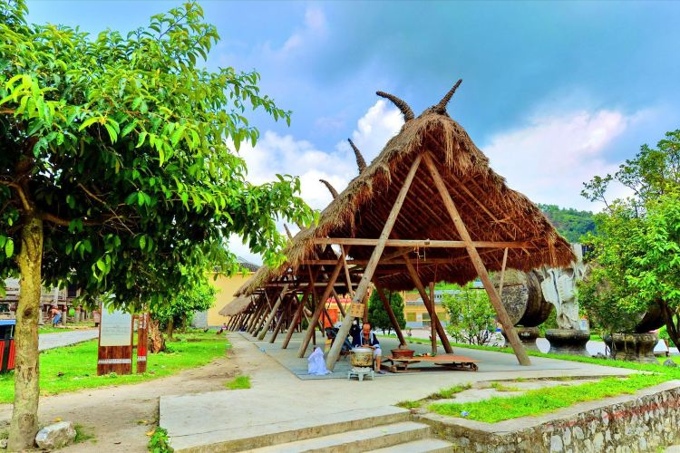 Yaoshan Ancient Village