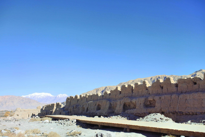 喀什古石頭城