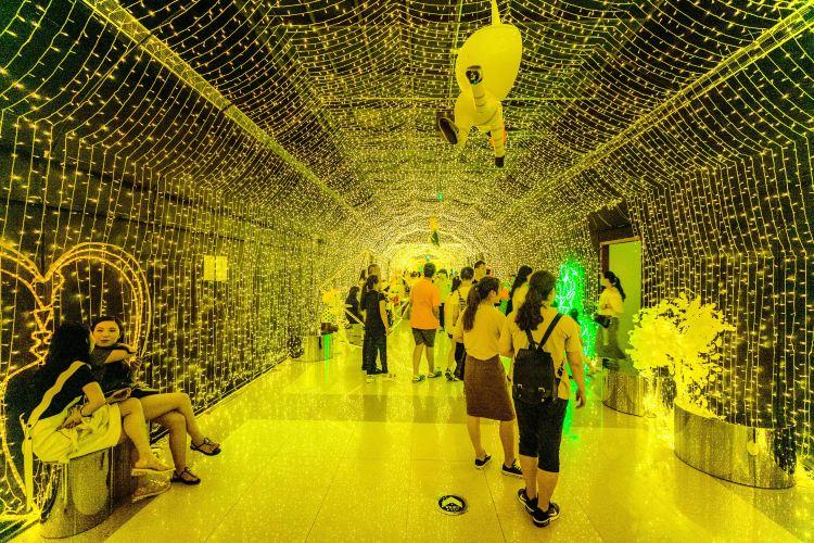 上海外灘星空錯覺藝術館
