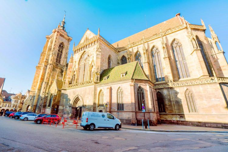 科爾瑪聖馬丁教堂